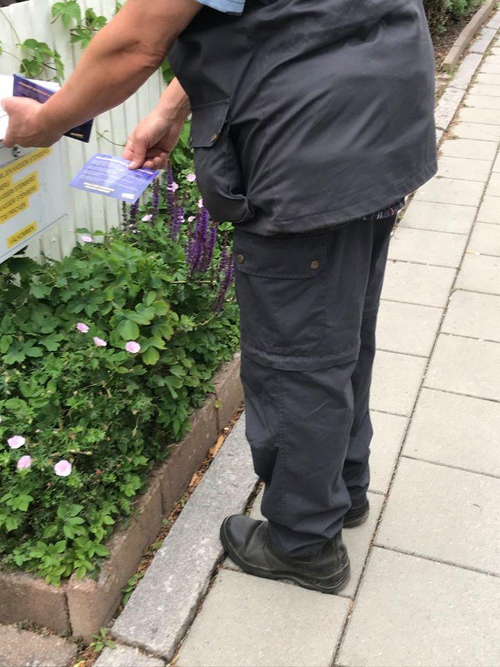 Framåt Sverige Aktivist