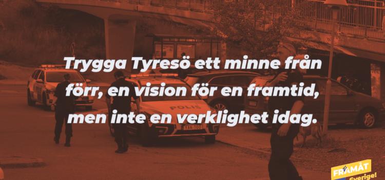 Fruktansvärda dagar i Tyresö