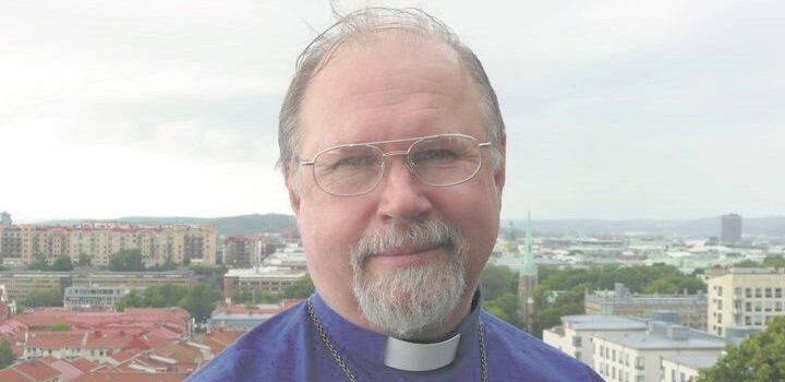 Axel W Karlsson invald till kyrkomötet!